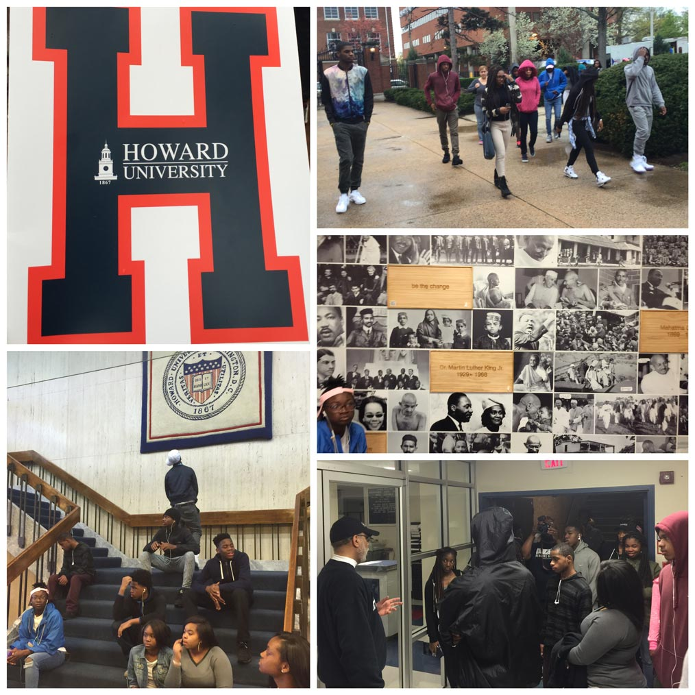 Howard University Tour