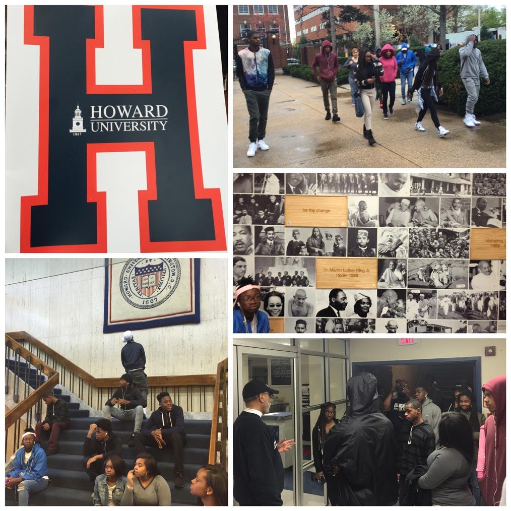 Howard University Tour