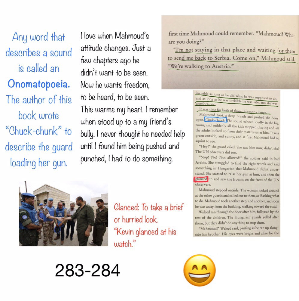 Book Snaps Using Pages